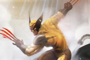 Wolverine Claws 4k