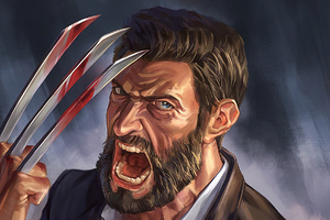 Wolverine Claws Art