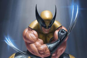 Wolverine Claws Artwork