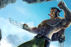 Wolverine Cliffhanger