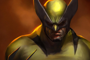 Wolverine Comic Arts