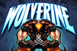 Wolverine Digital Art