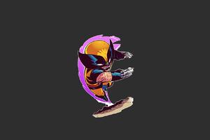 Wolverine Digitalart Wallpaper