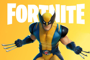Wolverine Fortnite 2020 Wallpaper