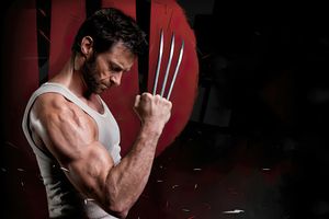 Wolverine Hugh Jackman 2020 Wallpaper