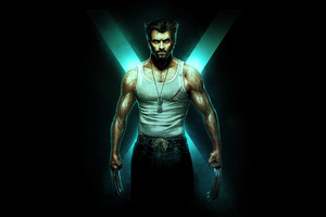 Wolverine Hugh Jackman 4k Wallpaper