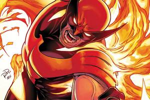 Wolverine Phoenix Variant 4k Wallpaper