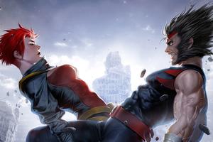 Wolverine X Jean