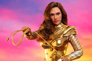 Wonder Woman 1984 Armor