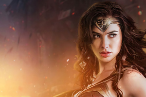 Wonder Woman 1984 Artwork 4k 2020