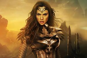 Wonder Woman 1984 Artwork 4k Wallpaper