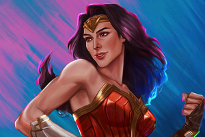 Wonder Woman 1984 Coming