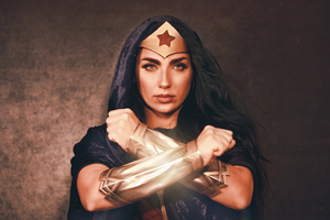 Wonder Woman 1984 Cosplay 4k
