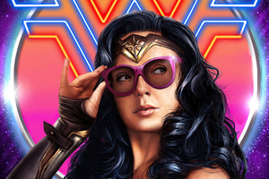 Wonder Woman 1984 Dc Art 4k Wallpaper