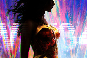 Wonder Woman 1984 Digital Art 4k