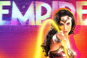 Wonder Woman 1984 Empire Wallpaper