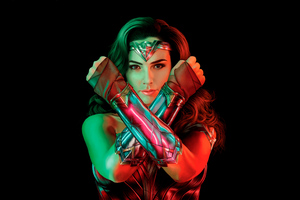 Wonder Woman 1984 Gal Gadot Movie 4k Wallpaper