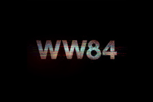 Wonder Woman 1984 Logo