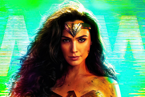 Wonder Woman 1984 Movie 4k 2020 Wallpaper