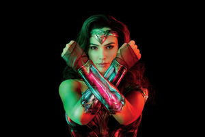 Wonder Woman 1984 Speed Magazine 4k Wallpaper