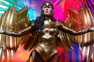 Wonder Woman 1984 Wings 2020