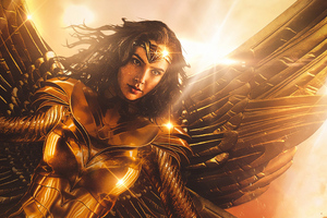 Wonder Woman 1984 Wings
