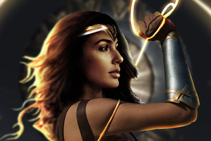 Wonder Woman 19844k Wallpaper