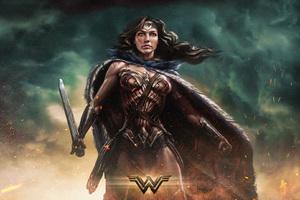 Wonder Woman 2 2019 Wallpaper