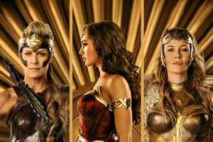 Wonder Woman 2017 Imax