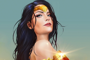 Wonder Woman 2020 Arts