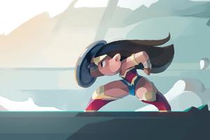 Wonder Woman 2020 Artwork 4k