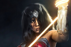 Wonder Woman 2020 New 4k