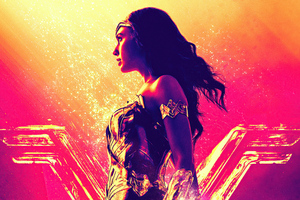 Wonder Woman 2020 New Art