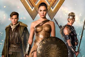 Wonder Woman 4k 2017