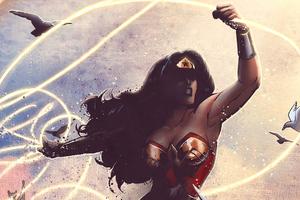 Wonder Woman 4k 2020 Wallpaper