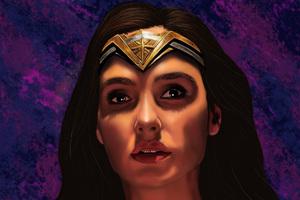 Wonder Woman 4k Behance Wallpaper