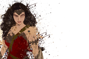 Wonder Woman 4k Fan Art