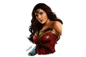 Wonder Woman 4k Fan Artwork