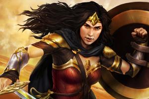 Wonder Woman 4k Galgadot