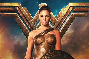 Wonder Woman 4k2020