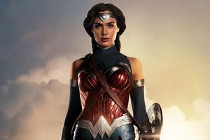 Wonder Woman 52 Suit Wallpaper