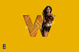Wonder Woman 5k Art Wallpaper