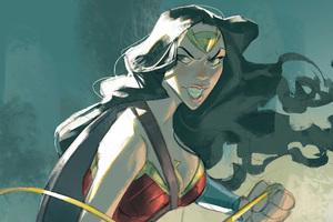 Wonder Woman 5k Artwork Wallpaper