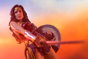 Wonder Woman 5k Collectible Photography