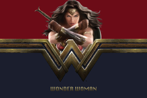 Wonder Woman 5k New Artwork