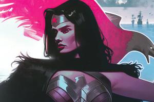 Wonder Woman 758 Wallpaper