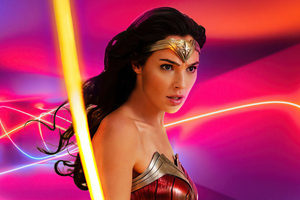 Wonder Woman 84 Lead 4k Wallpaper