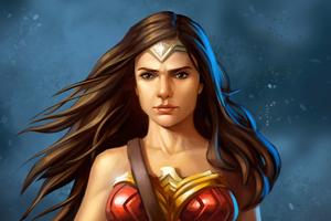 Wonder Woman Amazonian Queen