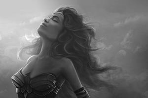 Wonder Woman Art 2