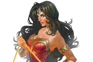 Wonder Woman Art HD